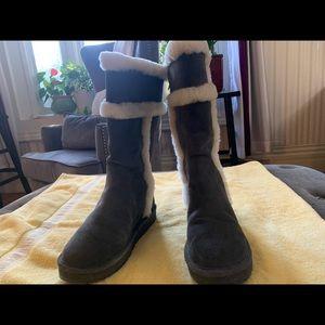 Michael Kors tall winter boots